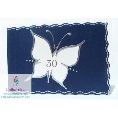 /866-3066-thickbox/anniversary-birthday-cards-butterfly-dark-blue-pearl-white.jpg